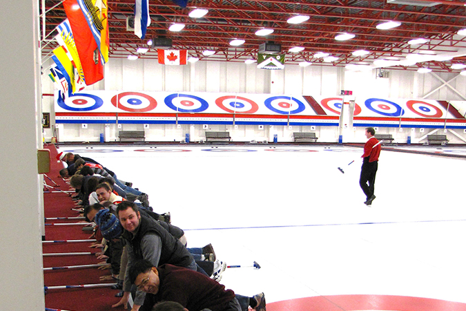 curling-warmup