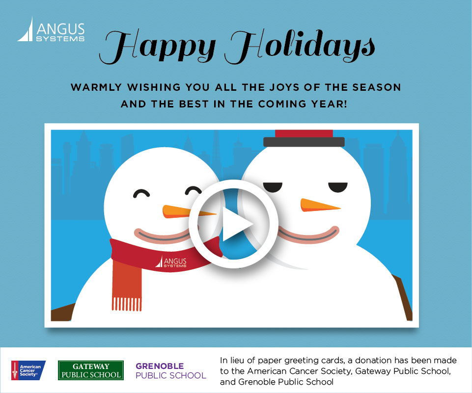 Happy Holidays from Angus Systems